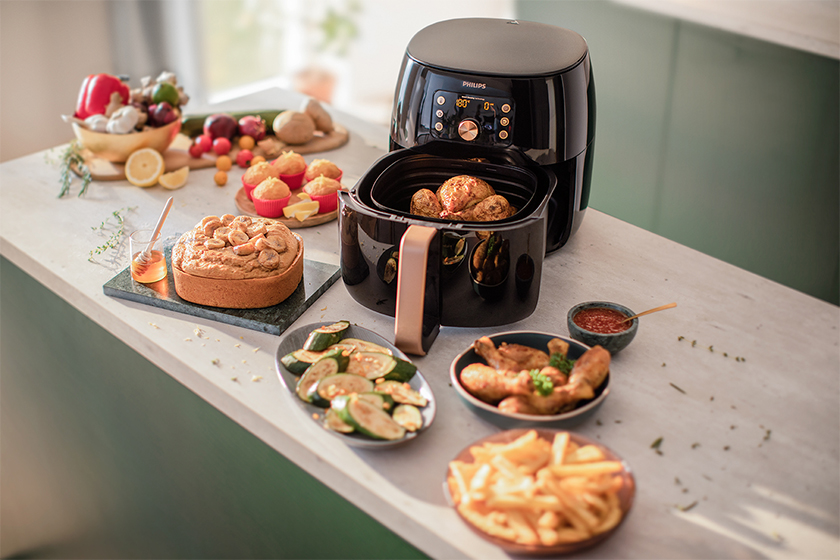 solo living home essential elements Philips Airfryer