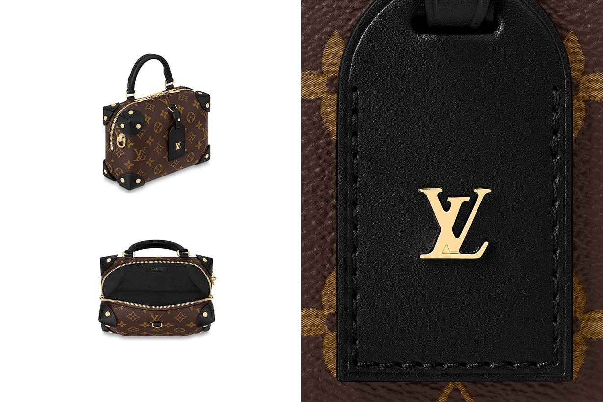 Louis vuitton petite malle souple handbags 2020