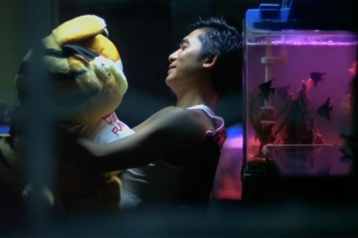 wong kar wai chungking express sequel