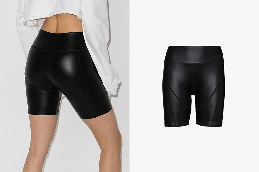 Bike Shorts 2020 fw Outfit Idea