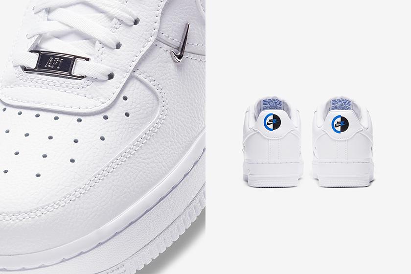 Nike Air Force 1 07 lx mini Swoosh Logo