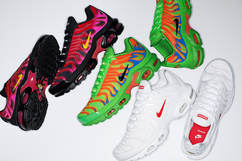 Supreme x Nike Air Max Plus 2020 fw