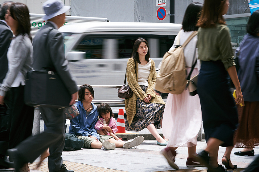 Netflix Japanese Movie Mother Nagasawa Masami