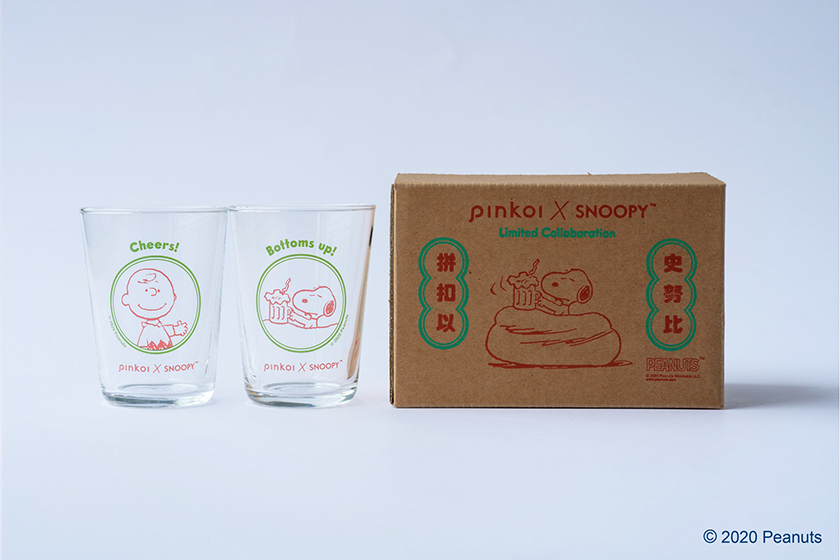 Pinkoi x Snoopy Little things