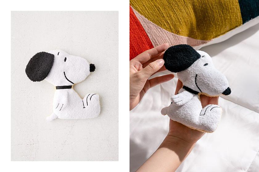 Smoko Snoopy Peanuts Ambient Light USB Heated Slippers
