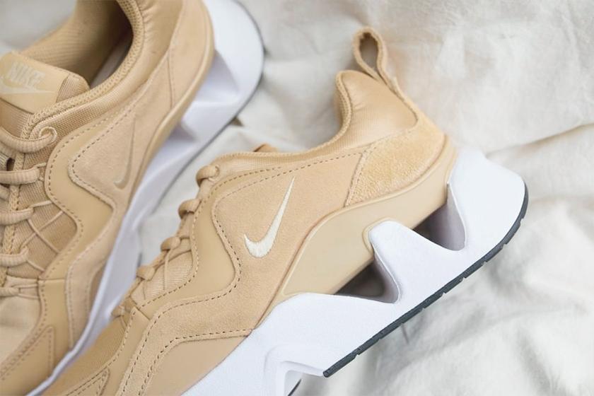 Nike RYZ 365 New Milk Tea Color