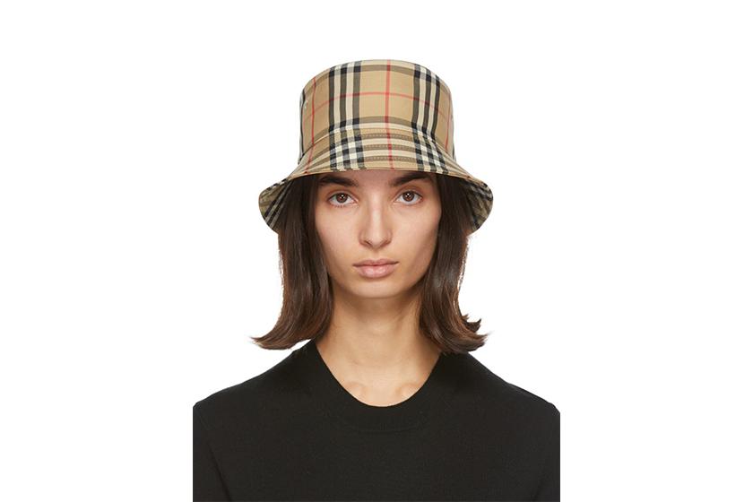 2020 fw Bucket Hat Trend 10 SSENSE