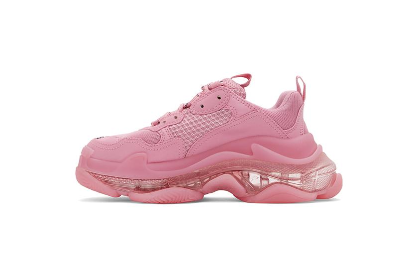 Balenciaga Triple-S Pink Sneaker