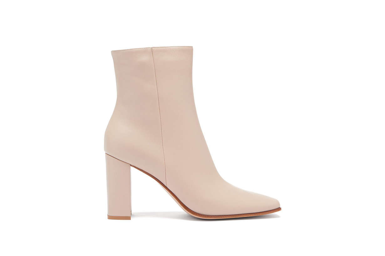 Ankle Boots Black Ankle Boots Shoes Trend 2020 Fall Winter Boots