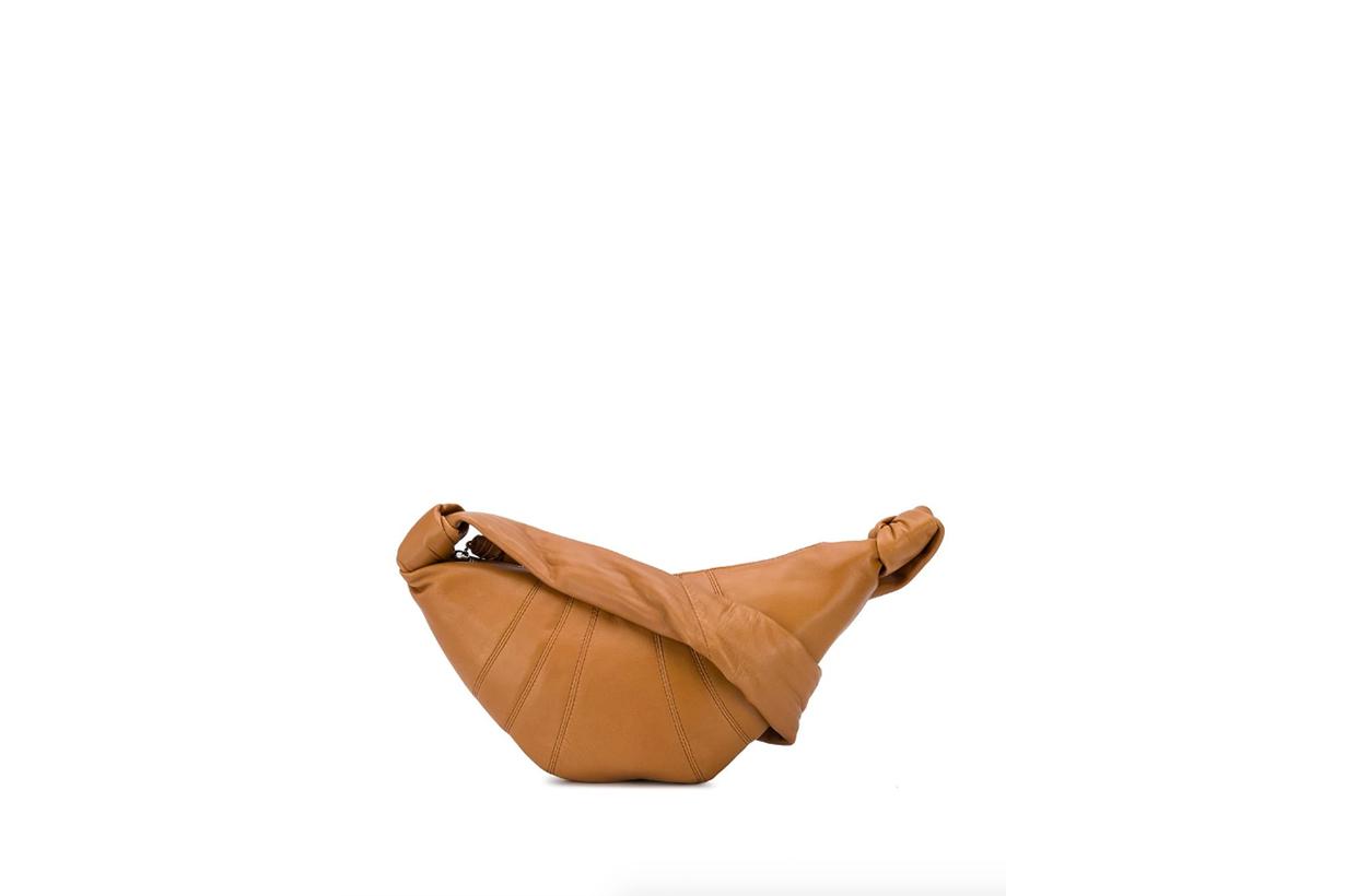 POPBEE Editors pick Handbags Pick 2020 Fall Winter Acne Studios Musubi Bag GUCCI 1955 Horsebit Bag Lemaire Croissant leather shoulder bag g