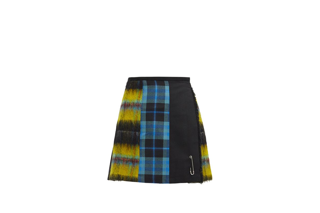 2020 Fall Winter Fashion Trends Tartan Fashion items Tartan trends