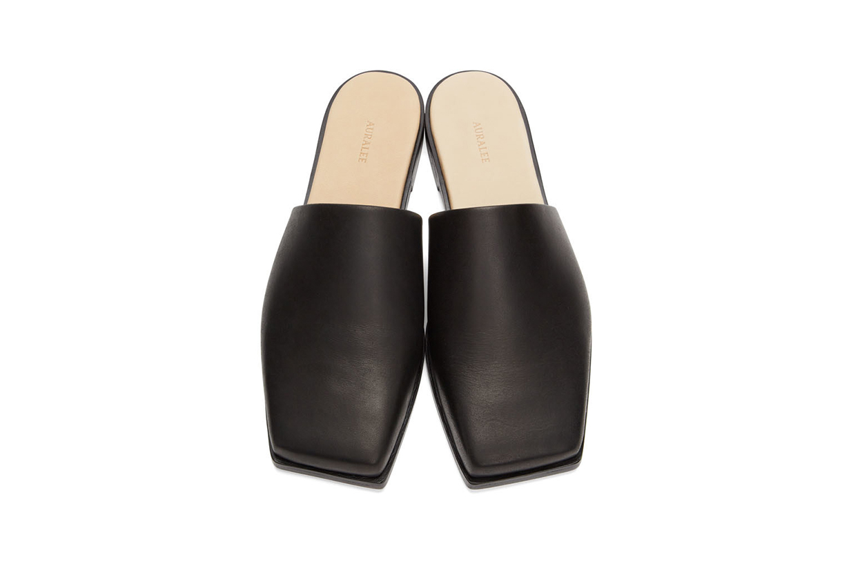 Black Foot The Coacher Edition Square Sandals