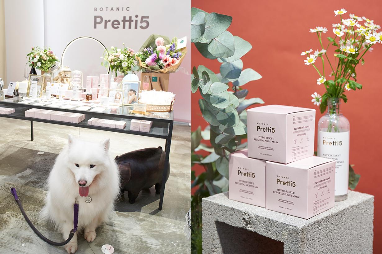 Sheung Wan Hong Kong Skincare Brand Store Dog