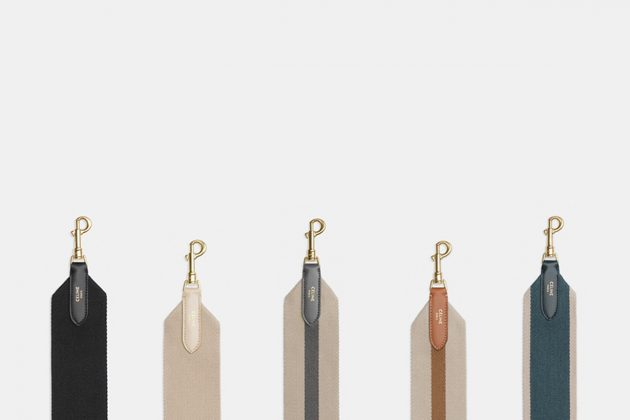 celine 16 bag strap new 2020