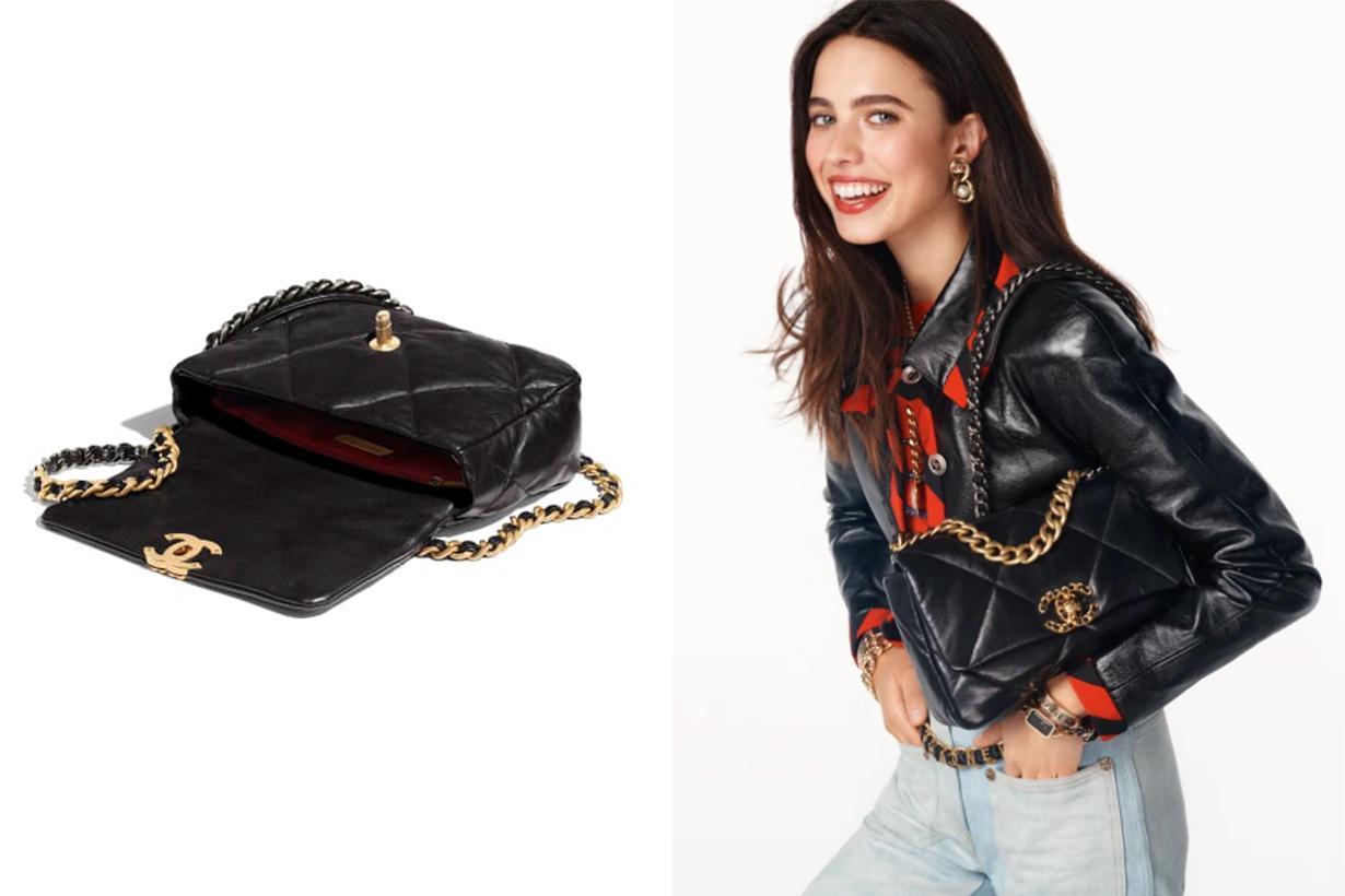 Chanel 19 Bag Margaret Qualley