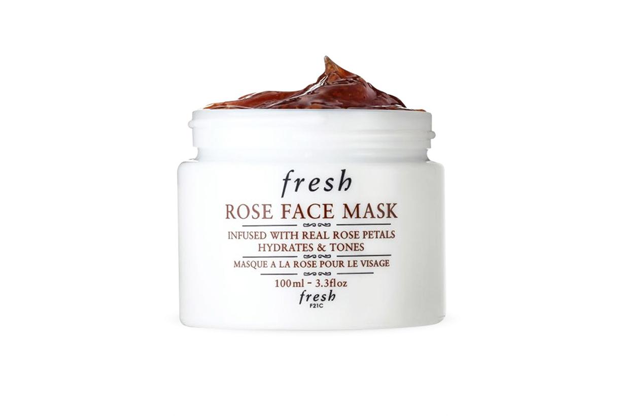 Change of season skincare routine skincare transition fall winter Summer Fridays Jet Lag Mask FRESH ROSE FACE MASK