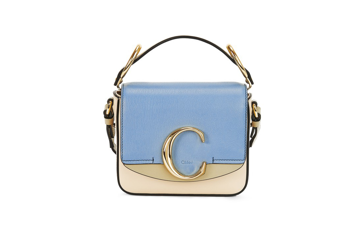 CHLOÉ Chloé C mini bag