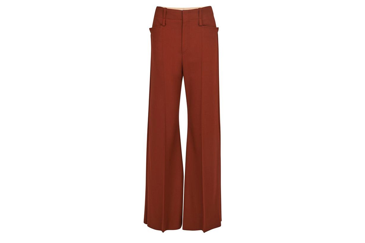 CHLOÉ Flared pants