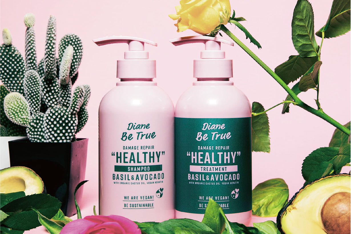 Diane Be True Vegan Shampoo