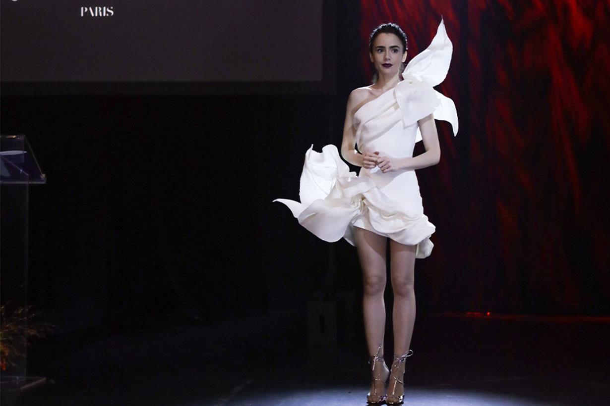 Stephane Rolland Haute Couture Dress
