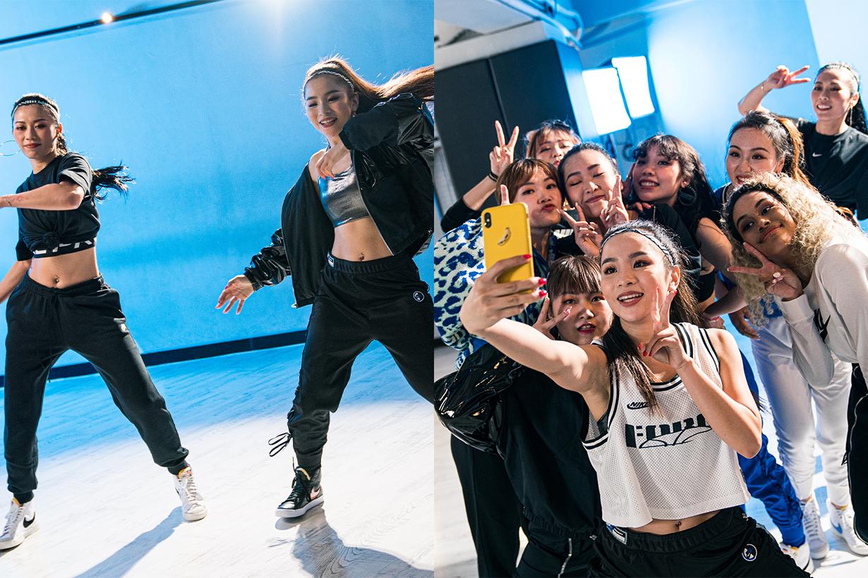 Hong Kong Dancer Danie Chan Choichoi Sisterhood Dancer Life Nike Interview