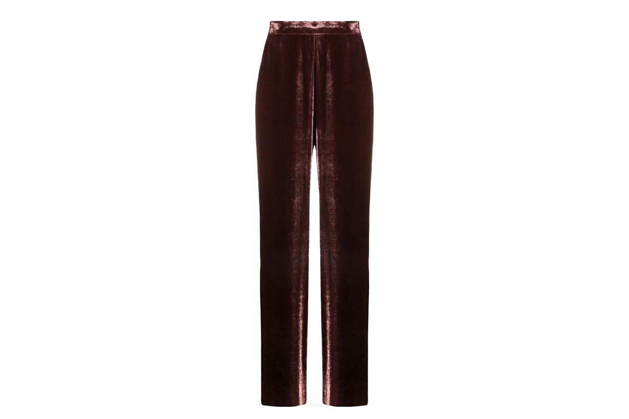 Kim Kardashian Paris Hilton Skims Velvet Tracksuits Fashion Trends 2000s 2020 Fall Winter Louis Vuitton