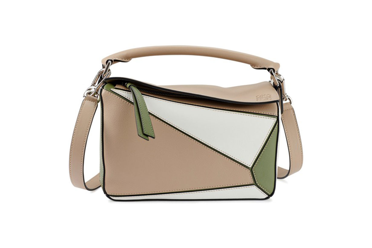 LOEWE Small Puzzle bag in classic calfskin