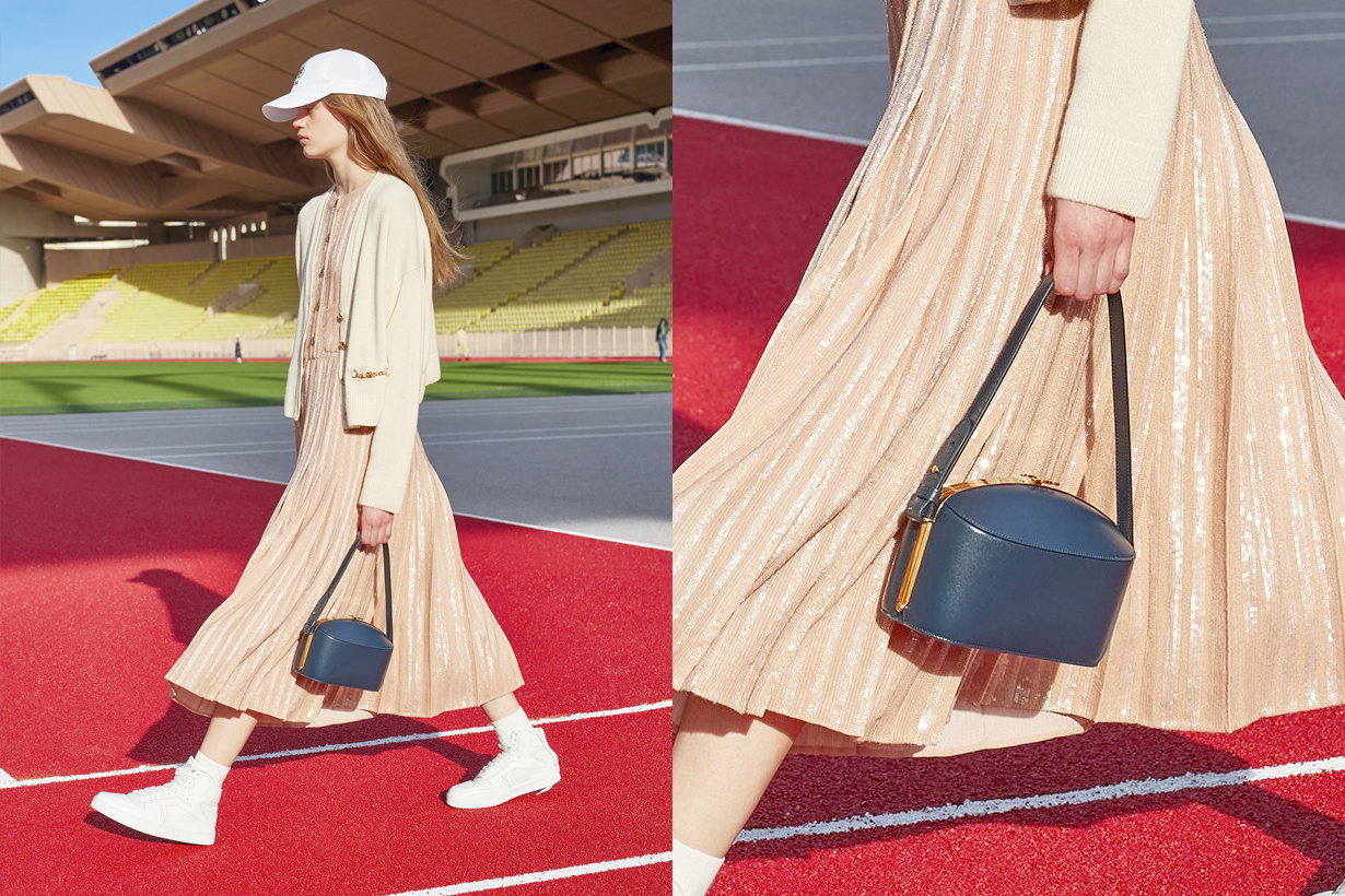 celine lunch box ss21 new handbags hedi slimane