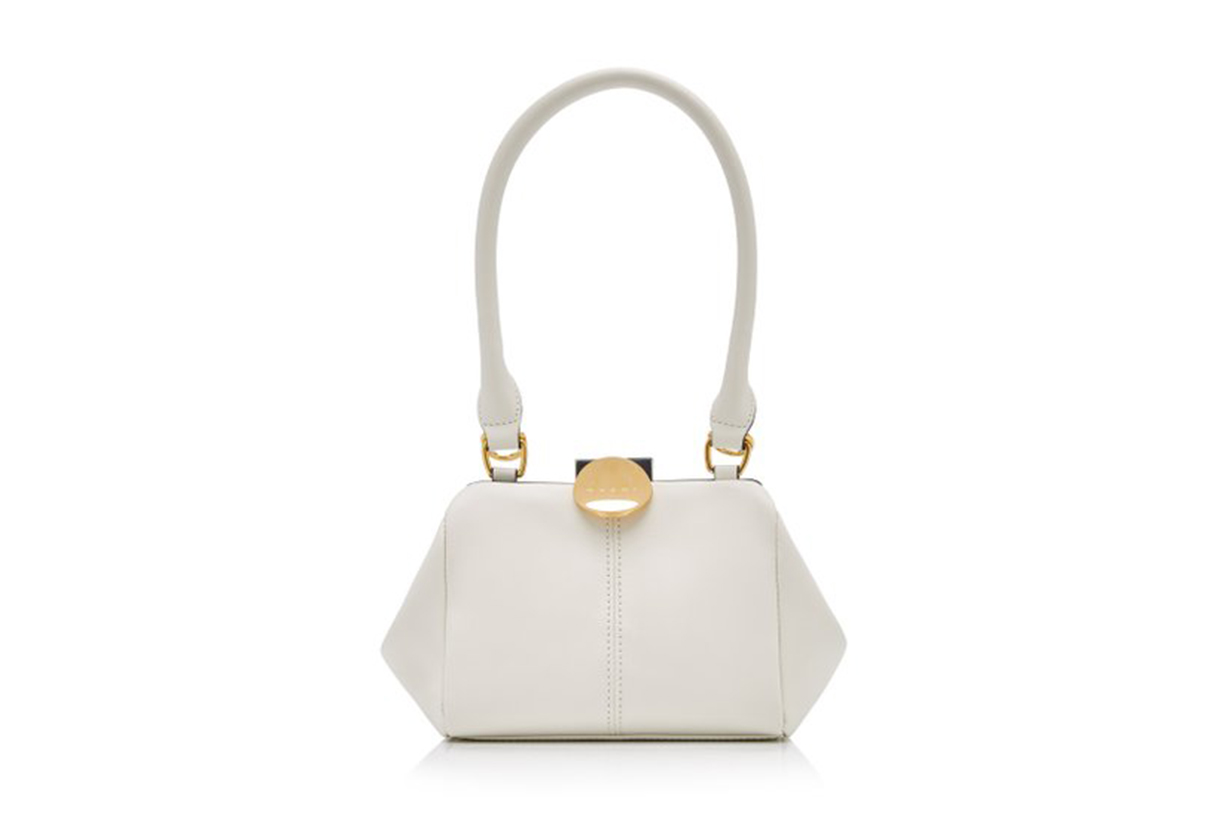 Marni Queen Mini Leather Bag