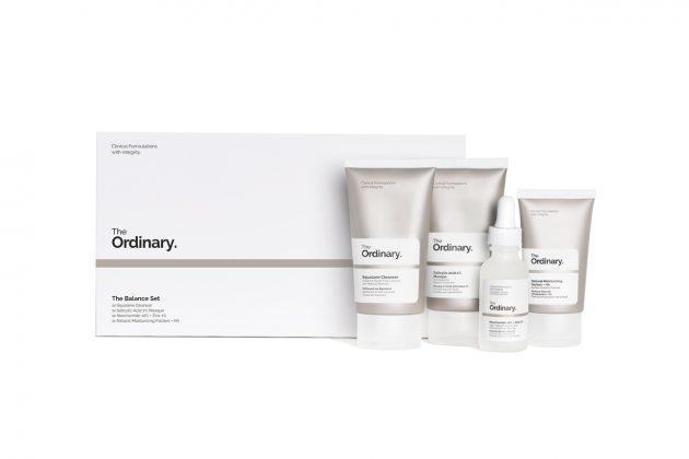 the ordinery maskne emergency balance set face