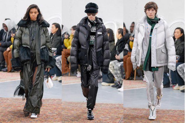 sacai nikelab down jacket 2020 fw when where buy