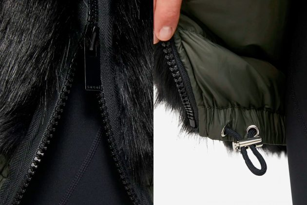 sacai nikelab down jacket 2020 fw when where buy