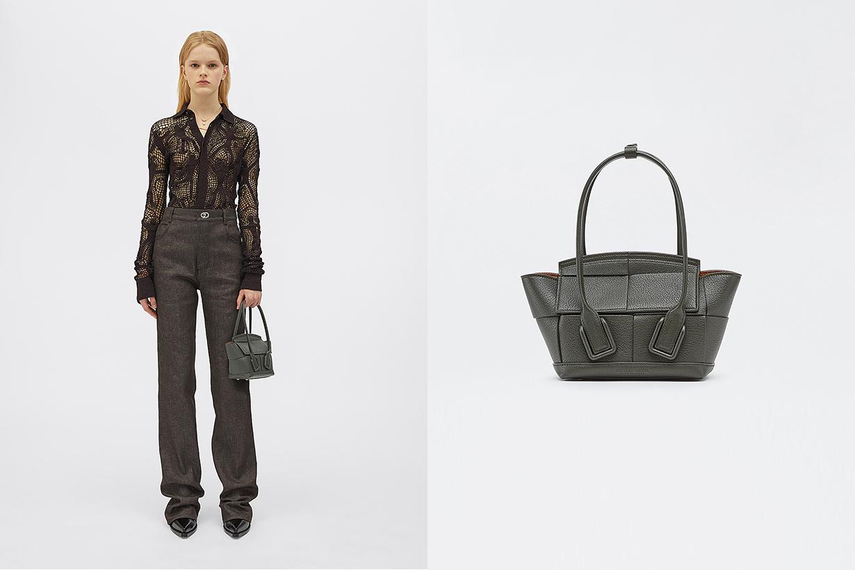 Bottega Veneta Mini Arco Alco Tote handbags 2020 fw