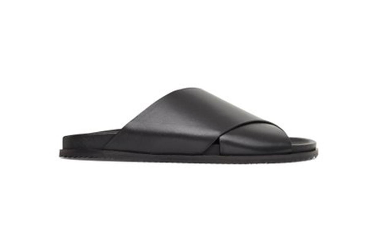 St. Agni Arne Leather Slides
