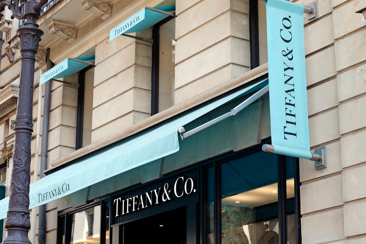 LVMH Tiffany&Co. acquisition price 2021