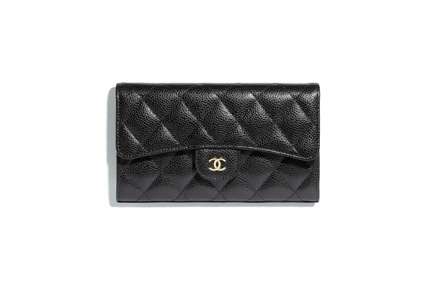dior chanel celine wallet value second hand vintage rebag report 2020