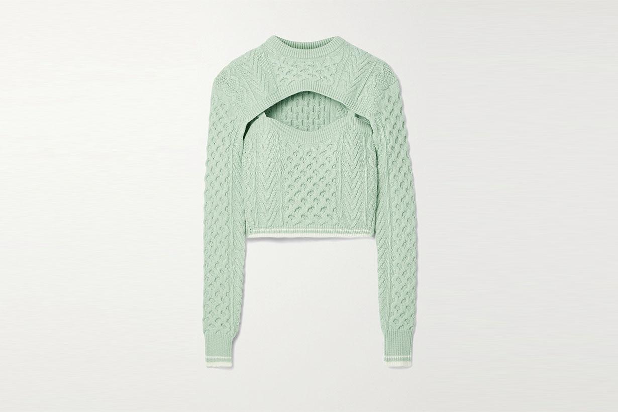 best bolero sweaters 2020 fw