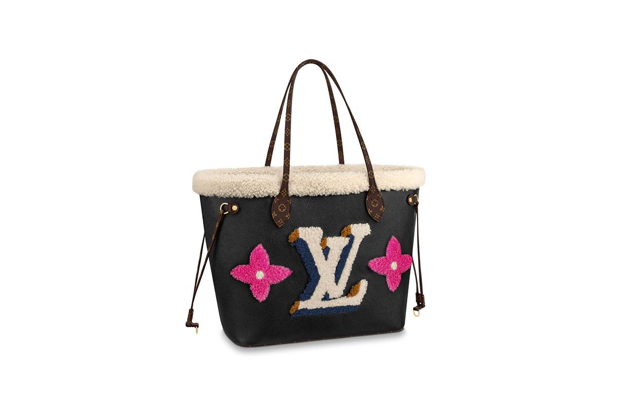 Louis Vuitton Monogram Teddy 2020 fw handbags