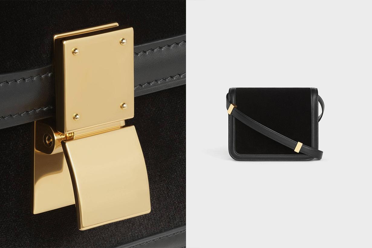 celine velvet teen classic handbags 2020 fw