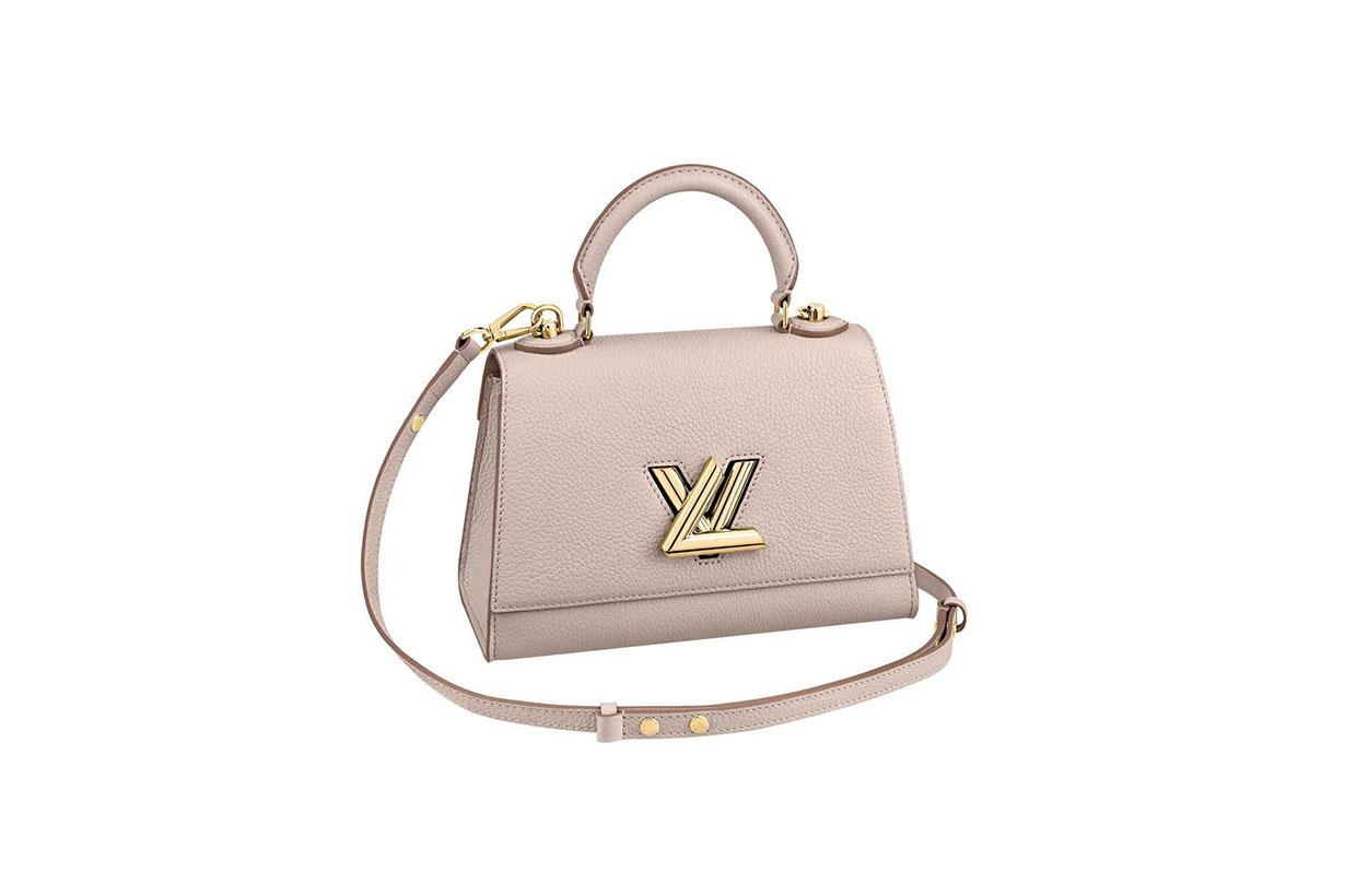 Louis Vuitton Twist One Handle handbags 2020 fw