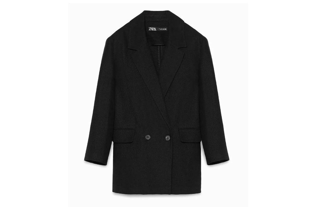Zara Limited Edition Coat