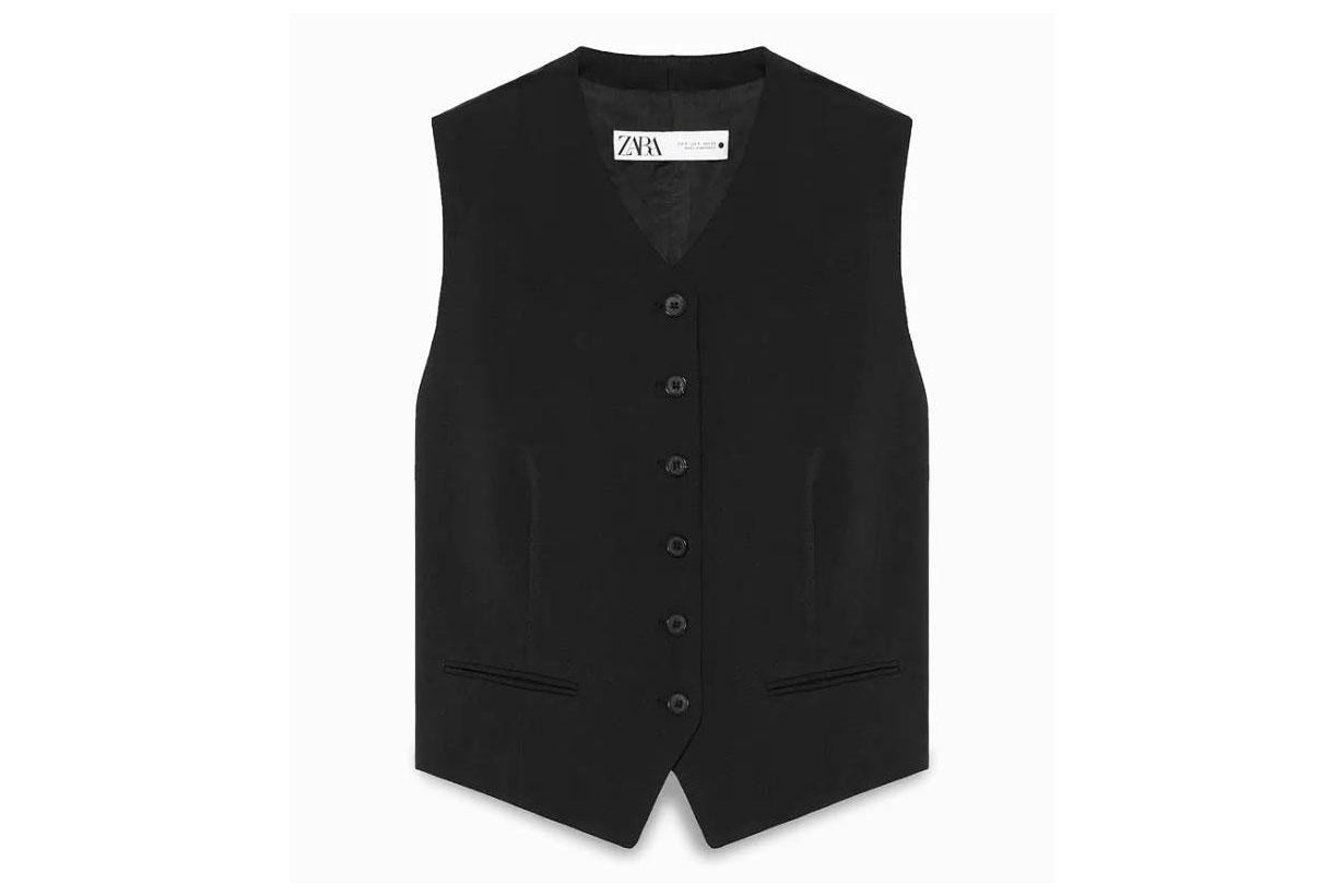 Zara Limited Edition Waistcoat