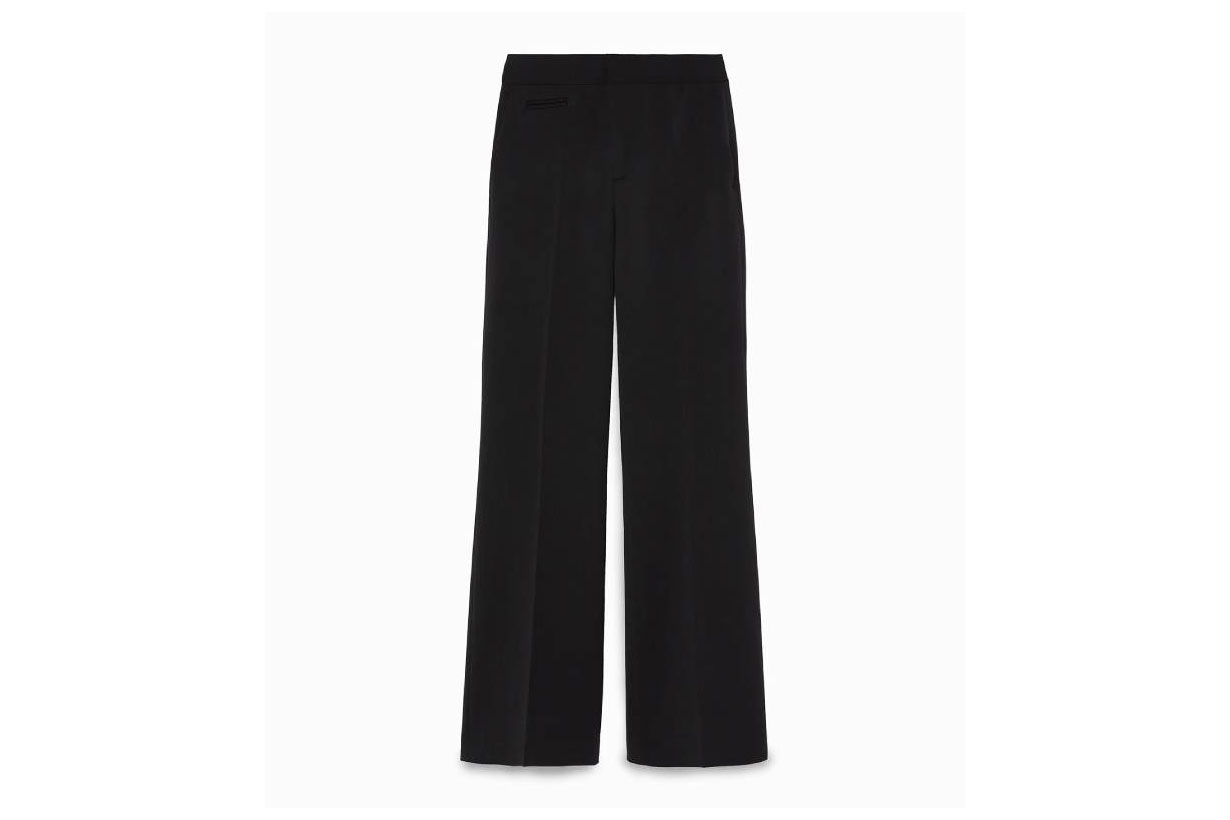 Zara Limited Edition Wool Blend Trousers