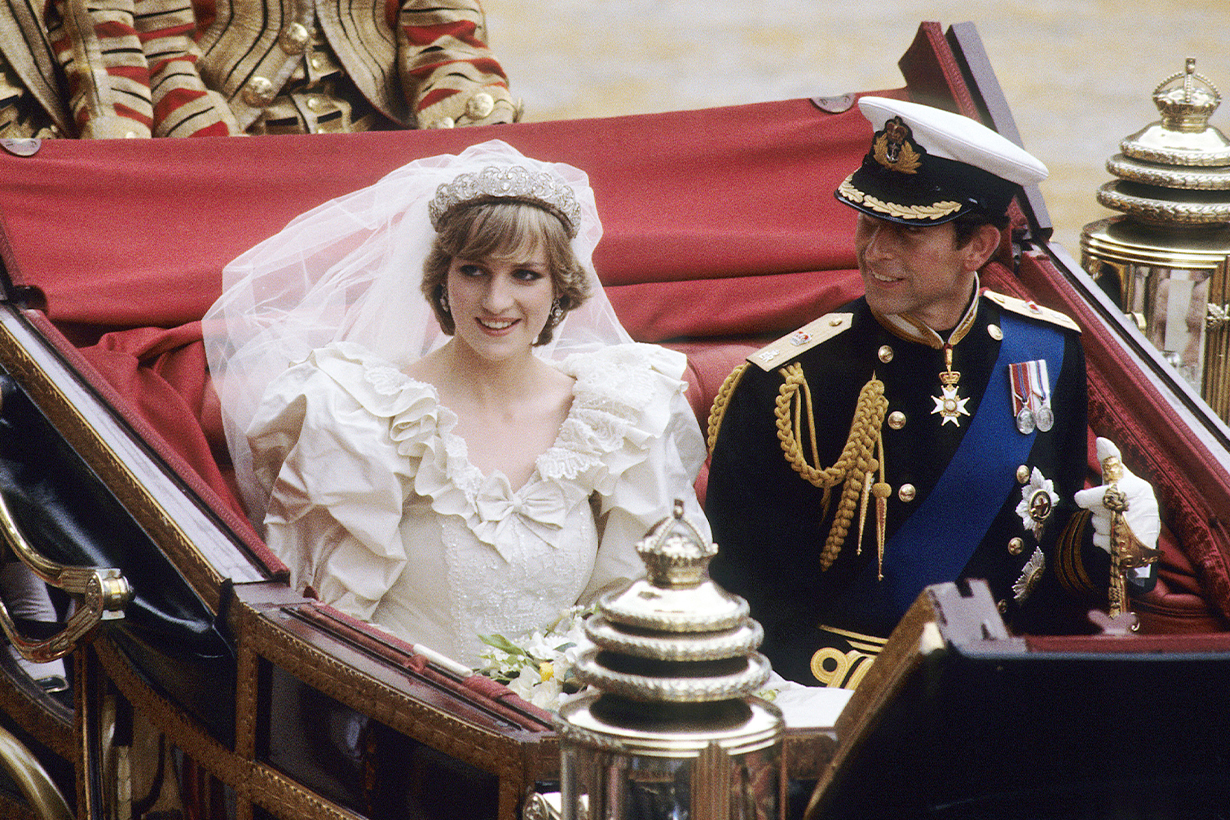 Princess Diana Lady Diana Prince Charles Royal Wedding Fun Facts Fairy Tale British Royal Family Netflix the Crown Season 4