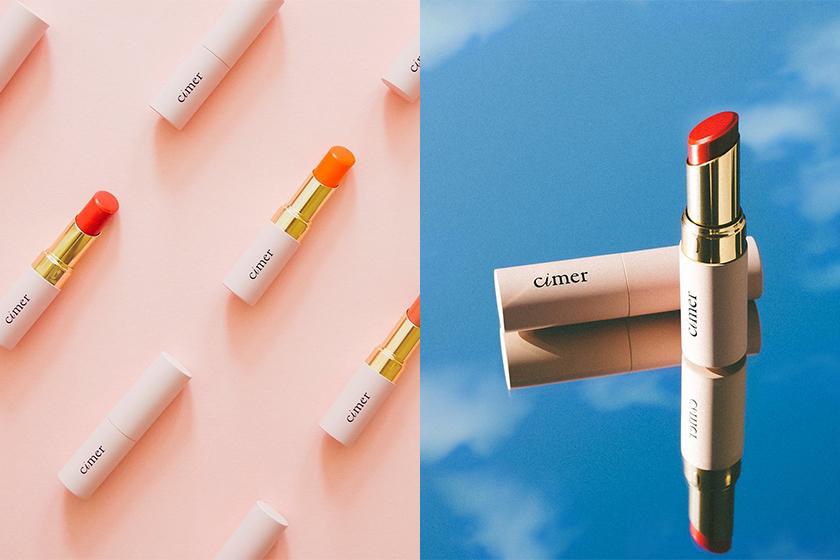 Cimer Lipstick by Japanese Model nicole fujita