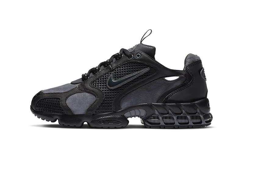 Nike Air Zoom Spiridon Cage 2 2020fw Brown Black Color