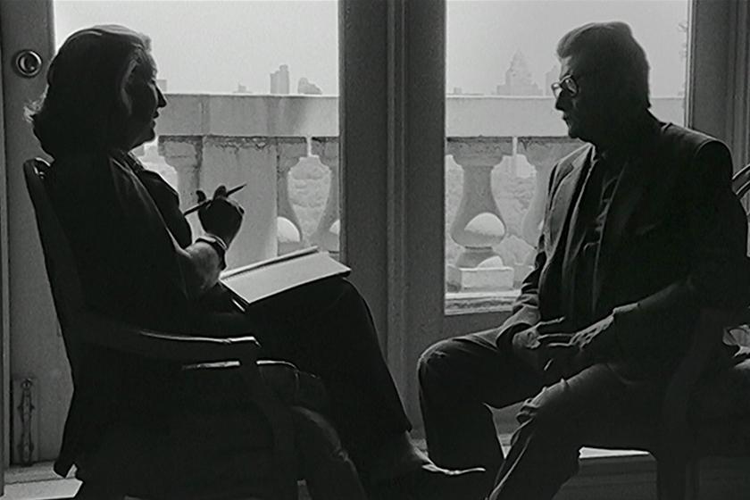 Yves Saint Laurent Documentary Celebration