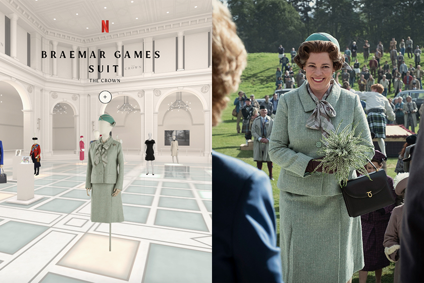 Netflix Brooklyn Museum The Queen and The Crown Online exhibition