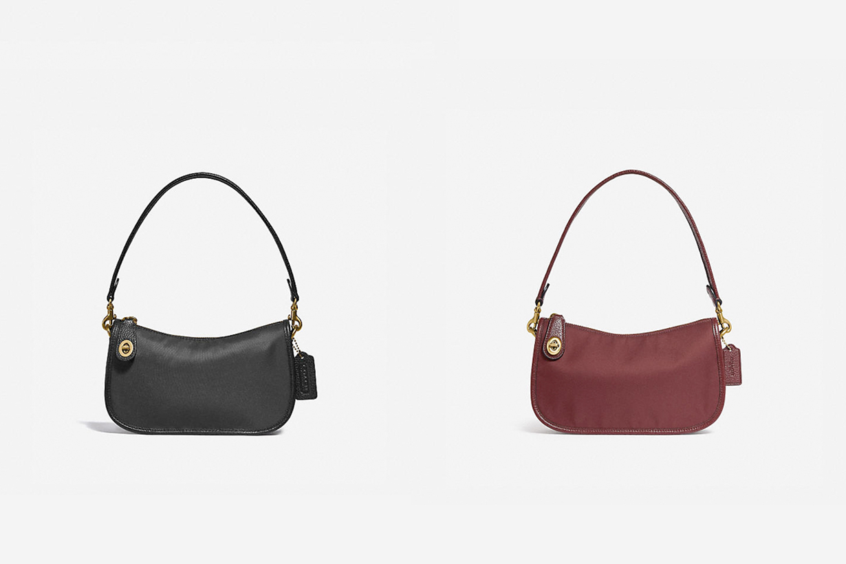 coach swinger it bag signature luxury affordable