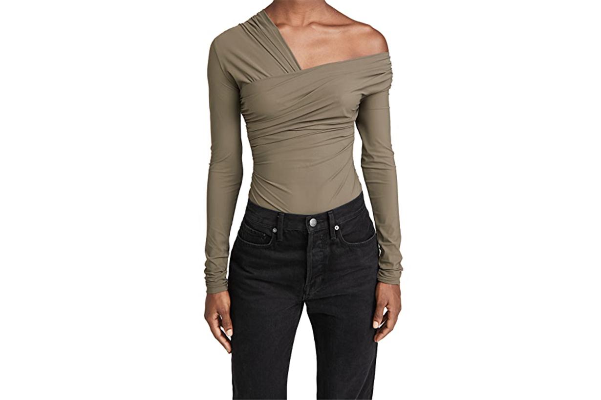 fashion trends asymmetrical tops